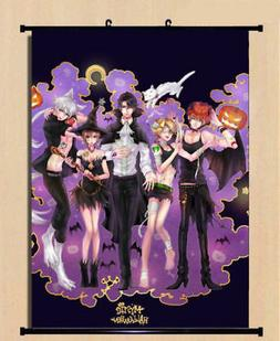 0814-Hot Wall Poster Scroll Home Decor Game Mystic Messenger