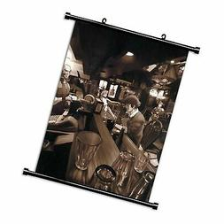 1 X Cowboy Bebop Anime Fabric Wall Scroll Poster  Inches
