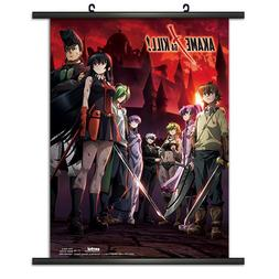 CWS Media Group CWS-28912 Akame ga Kill Anime Wall Scroll Po