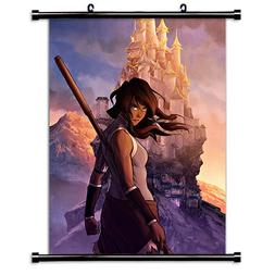 Avatar The Legend of Korra Wall Scroll Poster  Inches