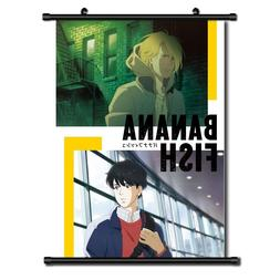 Banana Fish  Anime HD Print Wall Art Home Decoration Scroll