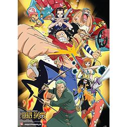 One Piece Crew Wallscroll Anime Posters
