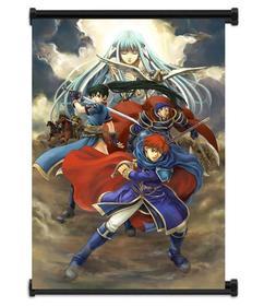 Fire Emblem Game Fabric Wall Scroll Poster  Inches