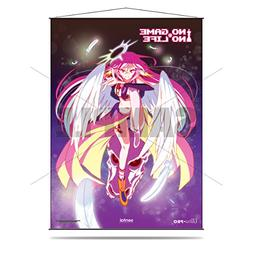 """Official No Game No Life """"Jibril"""" Wall Scroll"""