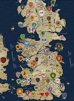 we are together Game Of Thrones Houses Map Westeros And Free