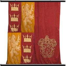"""Harry Potter: Gryffindor Wall Scroll 22"""" x 32"""""""