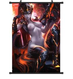 Hot Anime Game Overwatch Sexy Widowmaker Decor Poster Wall S