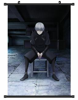 Hot Japan Anime Tokyo Ghoul Ken Home Decor Poster Wall Scrol