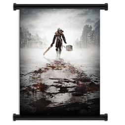 Nier Videogame Fabric Wall Scroll Poster  Inches