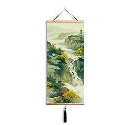 EAPEY Silk Chinese painting landscape home decoration painti