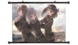 Sound of the Sky  Anime Fabric Wall Scroll Poster  Inches.-S