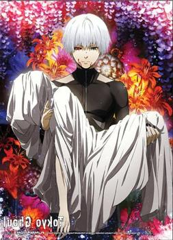 Tokyo GHOUL - Key Art 01 Special Edition Wall Scroll