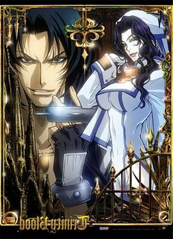 Great Eastern Entertainment Trinity Blood Leon and Noelle Wa
